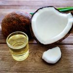 Paleo oils coconut oil
